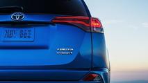 2016 Toyota RAV4 Hybrid teased, debuts April 2