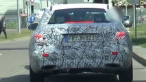2016 Mercedes-Benz E-Class spied from behind [video]