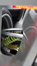 Peugeot Flux Concept in Full Scale at Frankfurt