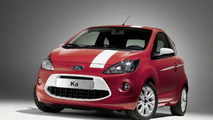 Ford Unveils All-New Custom KA's at Paris