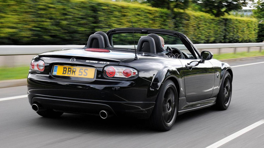 BBR supercharges the Mazda MX-5