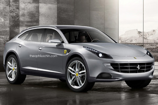 This Ferrari SUV Concept Teases What Could Have Been