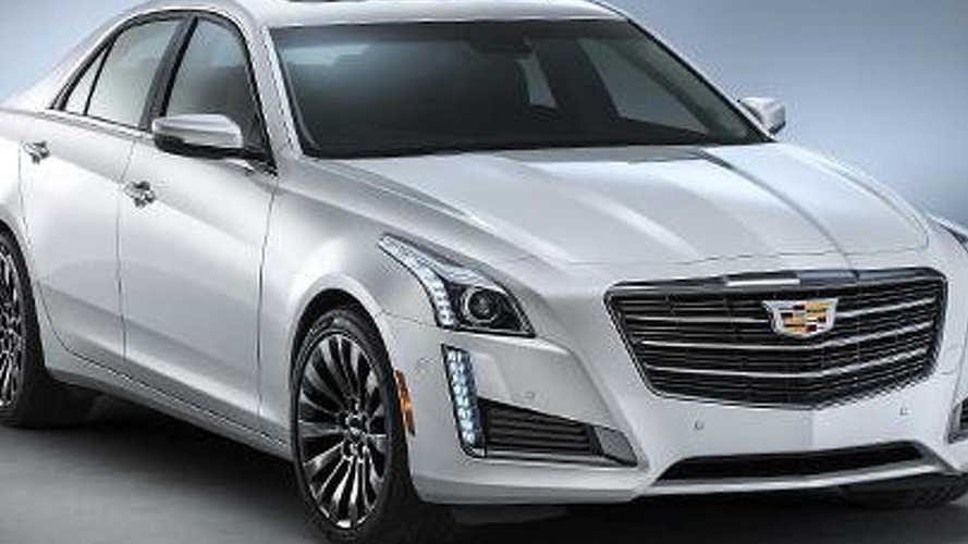 2015 Cadillac CTS Midnight Edition unveiled