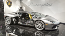 Lamborghini opens carbon fiber research center in Seattle