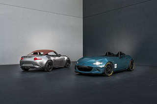 Mazda Debuts Two Fantastic Miata Concepts At SEMA