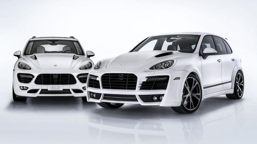 TechArt tunes the Porsche Cayenne S Diesel to 460 HP