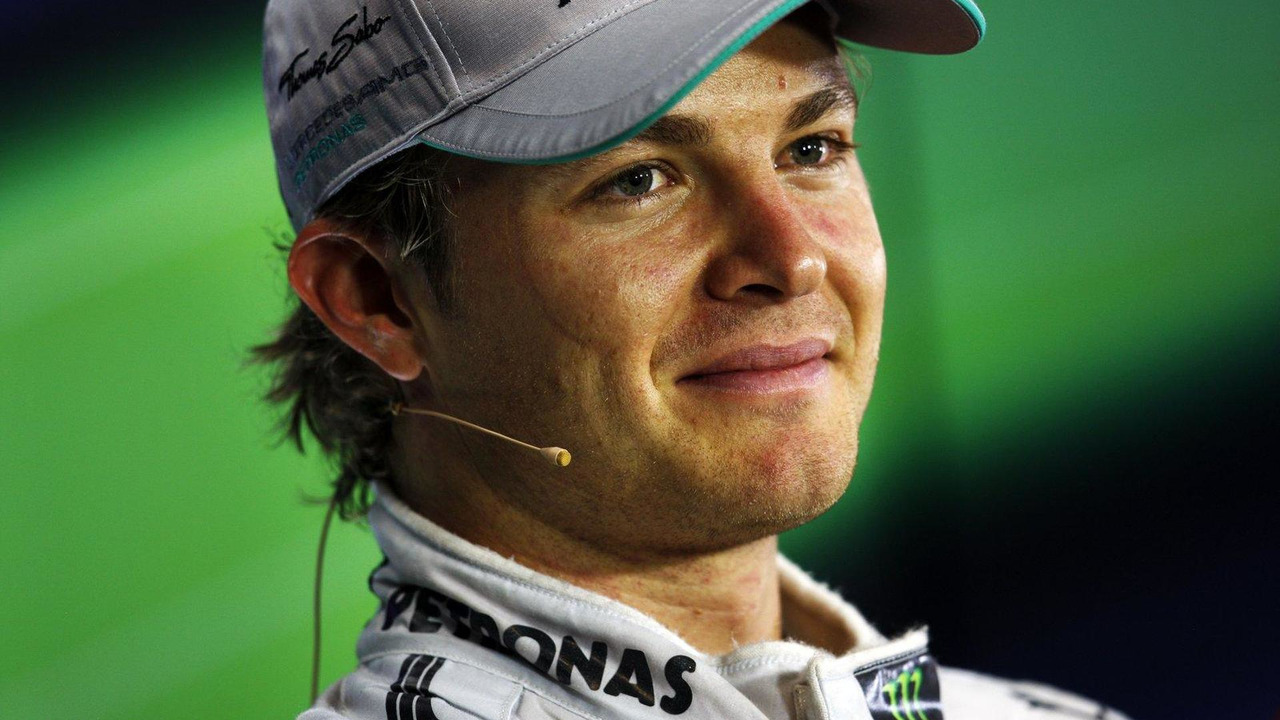 Nico Rosberg 30.06.2013 British Grand Prix