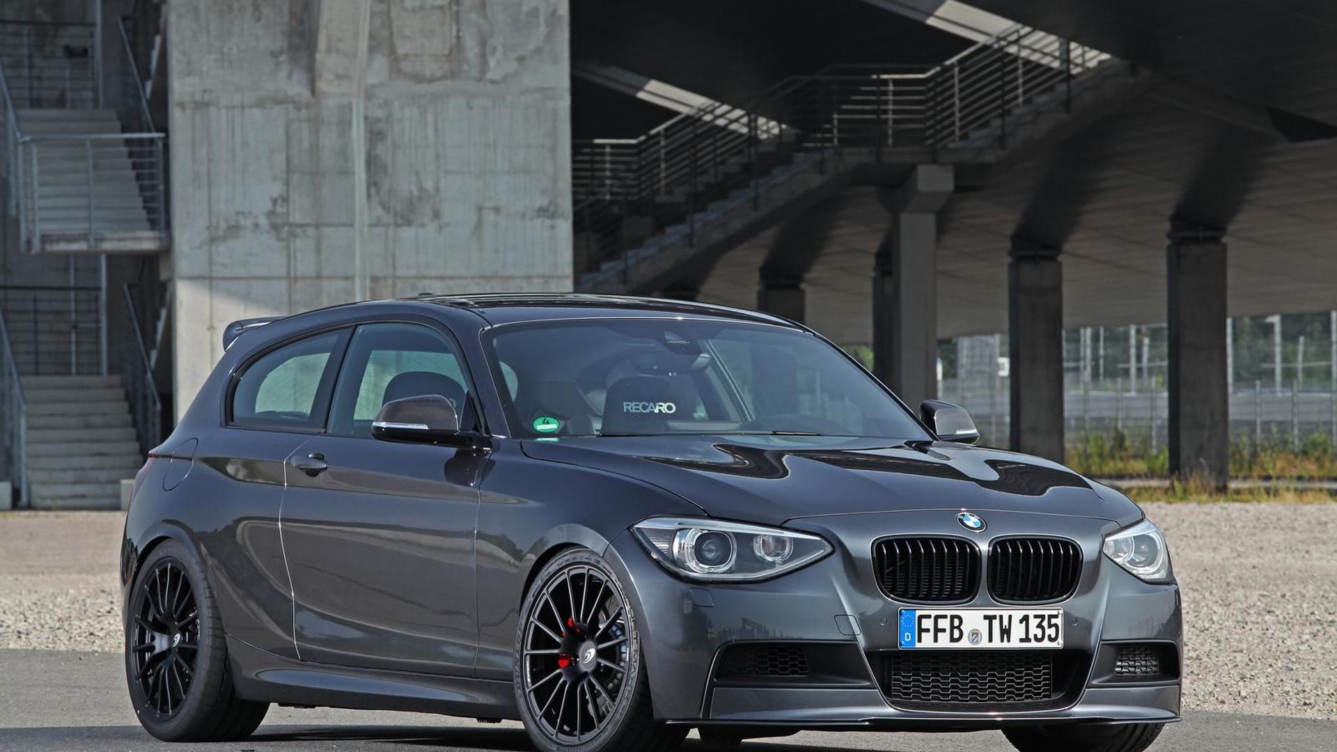BMW M135i modified by Tuningwerk