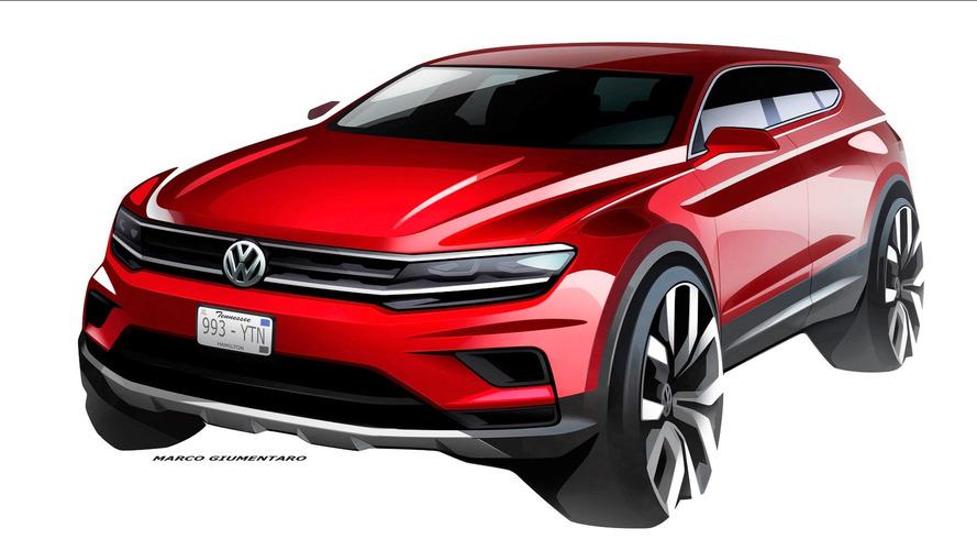 VW Tiguan Allspace brings seven seats to Detroit
