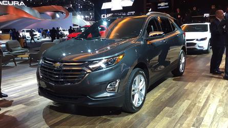 Chevrolet confirma o Equinox no Brasil no segundo semestre