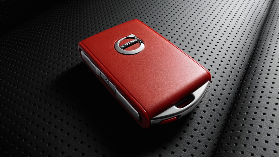 Volvo announces special Red Key – but what does it do?