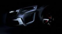 2016 Subaru XV Concept teased ahead Geneva
