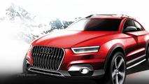 Audi Q1 coming in 2016 - report