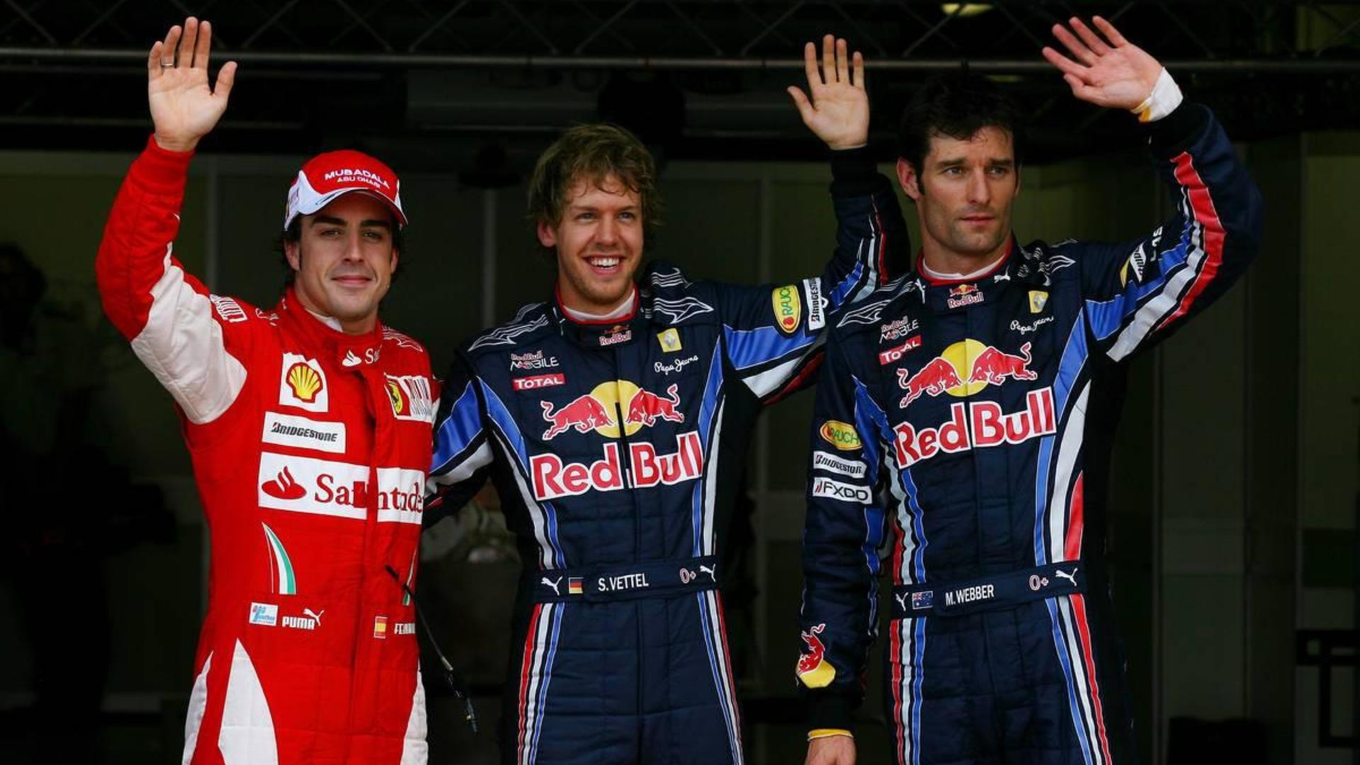2010 British Grand Prix QUALIFYING - RESULTS