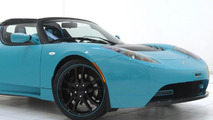 Brabus Green Package for the Tesla Roadster Sport - 12.9.2010