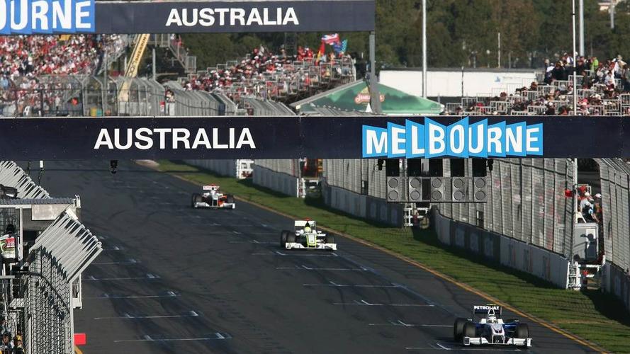 Officials deny Melbourne to move grand prix