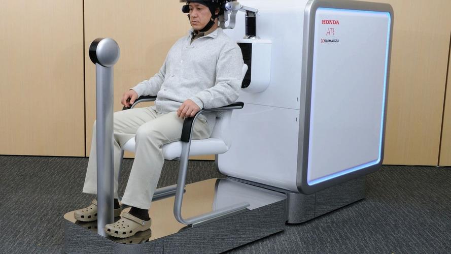 Honda Develops Brain-Machine Interface Technology
