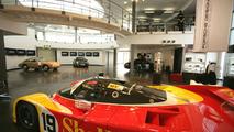 The Porsche Driving Experience Centre, Silverstone