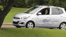 Hyundai Blueon Full Speed Electric Vehicle (FSEV) unveiled