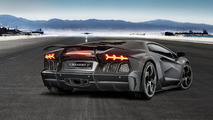 Mansory Carbonado based on Lamborghini Aventador heading to Geneva