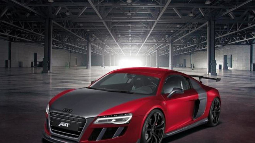 ABT R8 GTR makes Geneva debut [video]