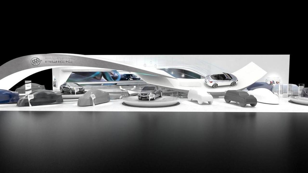 Buick NAIAS 2015 teaser