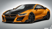 German Special Customs previews their BMW i8 iTRON