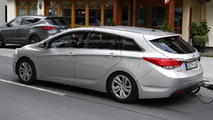 2015 Hyundai i40 facelift spy photo