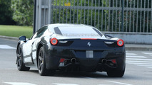 2015 Ferrari 458 M spy photo