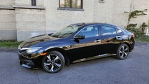 Review: 2016 Honda Civic Sedan