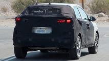 Hyundai Compact Crossover Spy Shots
