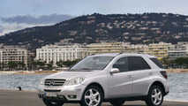 2008 Mercedes-Benz MLX-Class SUV impression
