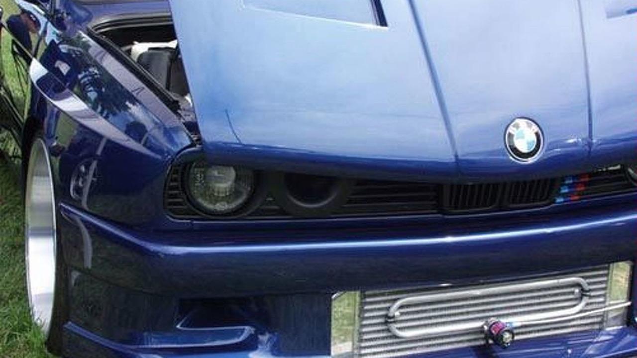 BMW E30 M3 widebody