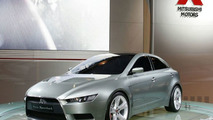 Mitsubishi Concept-Sportback World Debut
