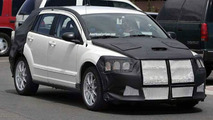 Dodge Caliber Spy Photos