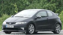 New Honda Civic Convertible Spy Photos