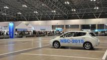 Nissan Leaf NSC-2015 prototype 09.10.2012