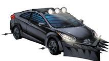 Hyundai creates Zombie Survival Machine