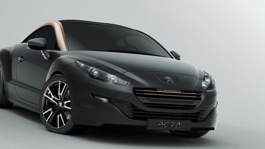 Peugeot RCZ R concept to debut in Paris, production version due for late 2013