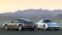 Porsche 911 Carrera and Carrera S