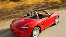 Porsche's Boxster Roadster Enter its Second Generation