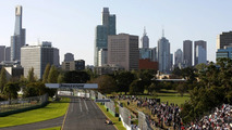 Aus GP heads for worst spectator numbers