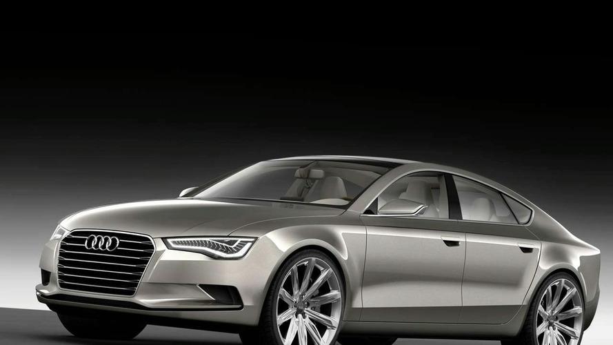 Audi A7 Sportback Concept Images Leaked
