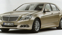 Mercedes E-Class sedan brochure scans leaked