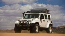 Jeep Wrangler Overland Concept by Mopar Underground Design