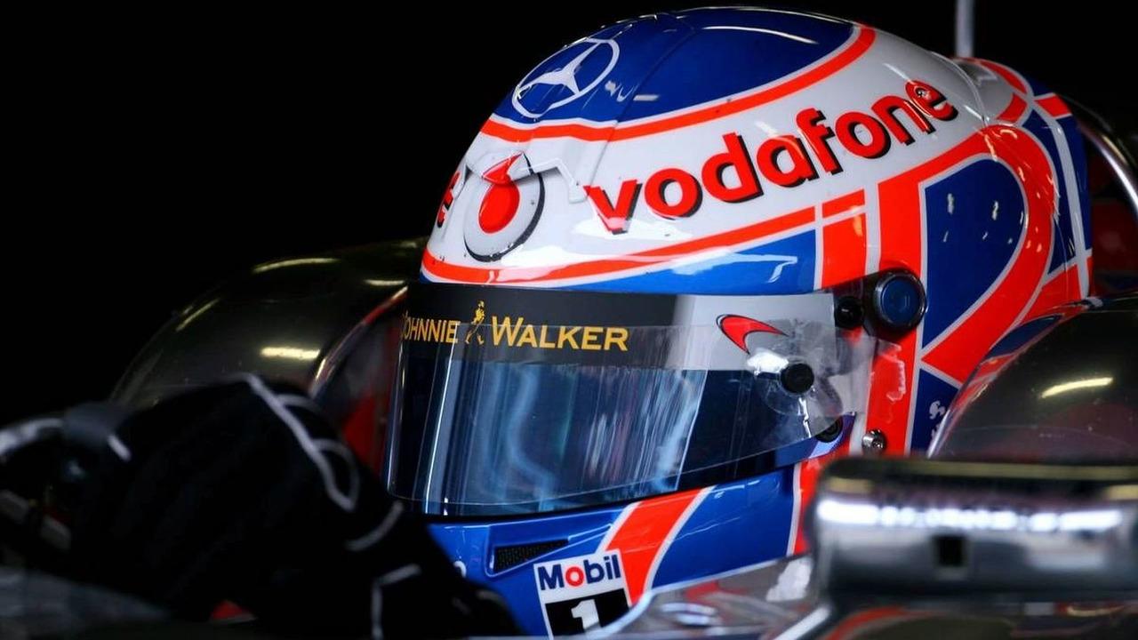 Jenson Button (GBR), McLaren Mercedes - Formula 1 Testing, Barcelona