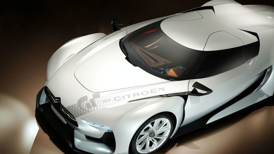 GTbyCITROEN concept car to start the 24 Hours of Nurburgring