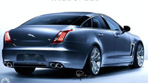 Rendered Speculation: Jaguar XJ-R