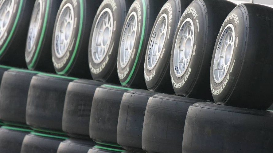 F1's tyre situation for 2011 progresses in China