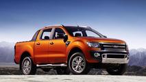 Ford Ranger wins International Pick-Up Award 2013